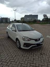Toyota Etios sedan xs 1.5 2018
