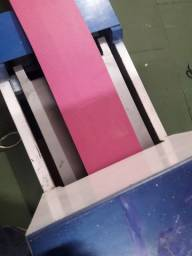 máquina automatica de fazer chinelos