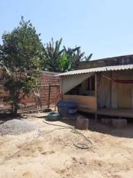 Título do anúncio: vende-se casa+terreno bonito no portal da Amazônia