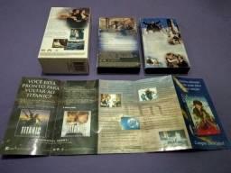Filme Vhs Titanic nova e completa