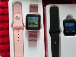 Promoção relógio t80 smart mais barato da Olx original