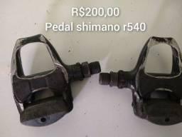 Pedal shimano r540