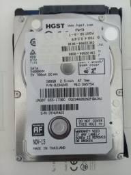 HD 500GB E 320GB