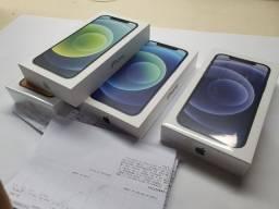 Iphone 12 64gb novos lacrados