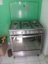 Troco fogão por uma Bicicleta ou frigobar