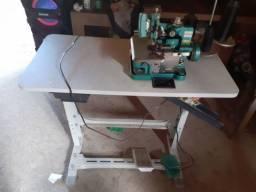 Título do anúncio: Máquina de costura overlok chinezinha semi nova