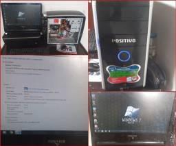 Computador Desktop - Aceito Cartão