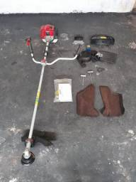 cortador de grama  Roçadeira terra Tramontina 47 cc