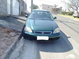 Civic 1998 1.6 gasolina Automático