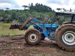 Trator New Holland 8030 s100