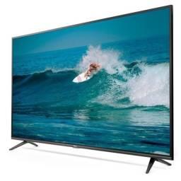 """Smart TV Led 55"""" TCL P65us Ultra HD 4k HDR 55p65us"""