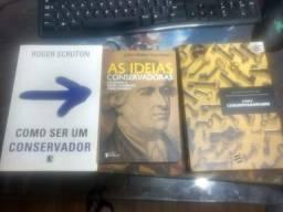 Kit Livros Conservadorismo - Scruton / Coutinho