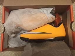 Chuteiras Nike e Adidas baratíssimas
