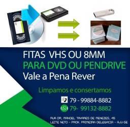 Fita  VHS Video Cassete