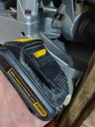 Bateria de parafusadeira 20vts