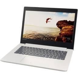 Notebook Ideapad 320 Intel Core i5 4GB 500GB HD 14'' Branco W10 - Lenovo