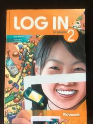 Livro Student's Book & Workbook Log In To English 2