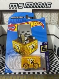 Hot Wheels Minecraft (Ms Minis)