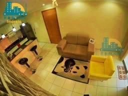 Cond. Jardim Paradiso Girassol. - Apartamento com 44m² - 2 quartos - Sala de Estar/Jantar