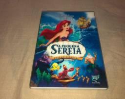 DVD A Pequena Sereia - Edição Especial com Luva