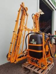 Pulverizador e Barras hidráulica direto de fabrica
