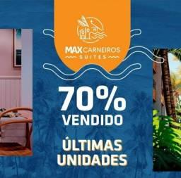 Título do anúncio: J.A Max Carneiros Suites!!!Ultimas Unidades