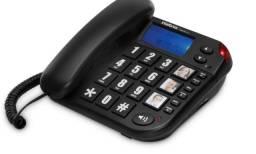 Título do anúncio: Tok Fácil ID - Telefone com fio
