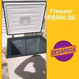 Freezer uma porta chame no zap ou ligue não permaneço na conta