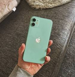 iPhone 11 128GB Verde, Novo 1 Ano Garantia 18x R$265.