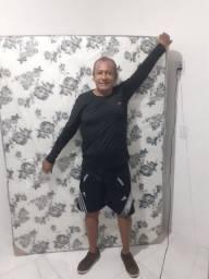 Cama de casa 250,00 solteiro R$ 230,00  gigante 1,38 largura 350,00  Lauro de Freitas