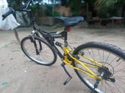 Bike/Bicicleta (Track) Com Marcha e Amortecedores!
