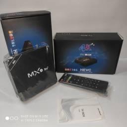 Aparelho tv box promoção