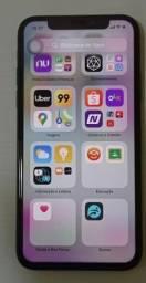 iPhone X 64gb sem faceID e falha nas câmeras.