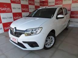 Título do anúncio: Renault Sandero 1.6 Zen, Km Baixo, Confira!!