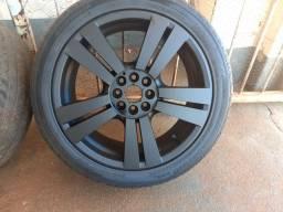Troco rodas 17 multifuros por rodas 15