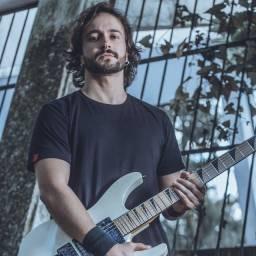 Aulas de Guitarra e Violão - do Básico ao Avançado - Rock ao Metal