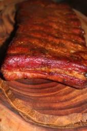 Bacon, Porchetta, Feijoada e Costelinha defumados