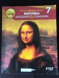 Livro História - Sociedade & Cidadania