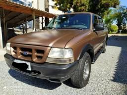 Ranger Storm 4x4 CD Turbo Diesel