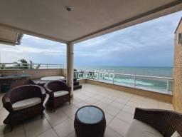 Cobertura com 2 dormitórios para alugar, 104 m² por R$ 3.500/mês - Cumbuco - Caucaia/CE