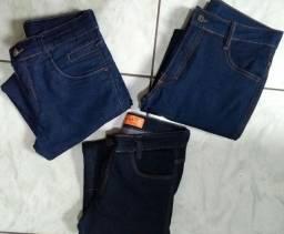 calça jeans infantil juvenil