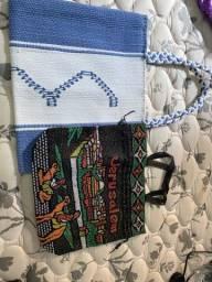 Bolsas de tecido personaisada