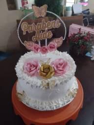Topper de bolo,personalizados, bolos, salgados e doces.