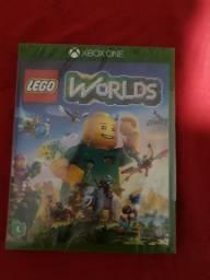 Vendo ou troco lego worlds Xbox one