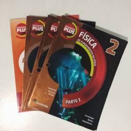 FÍSICA 2 - Os Fundamentos nda Física - Moderna Plus - Ramalho Nicolau Toledo