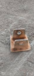 Sapata hidráulica para caminhão