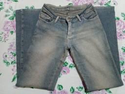 Calça Jeans Estonado Sawary - Tamanho 40