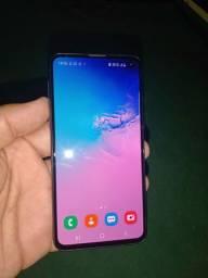 Samsung s10e 128gb 4 ram zero novinho