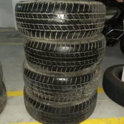 4 Pneus aro 18 Bridgestone
