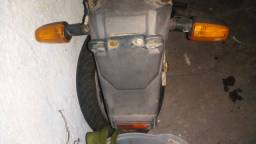 Rabeta Dafra Speed 150 c/setas